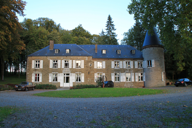 Château d' Aviette, Ardennes