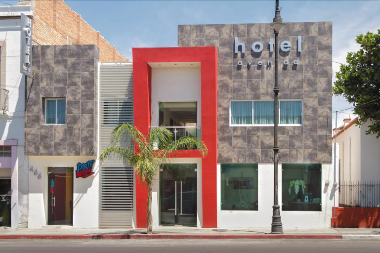 Hotel Avenida, Aguascalientes