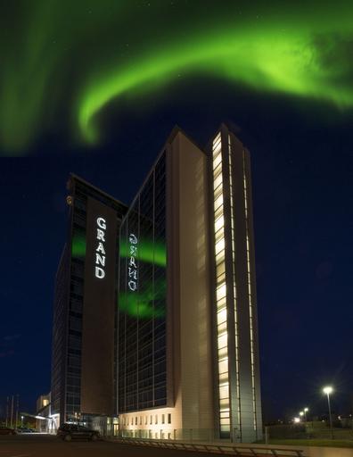 Grand Hotel Reykjavik, Reykjavík