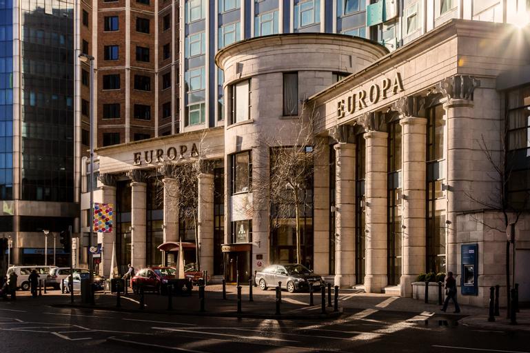 Europa Hotel, Belfast