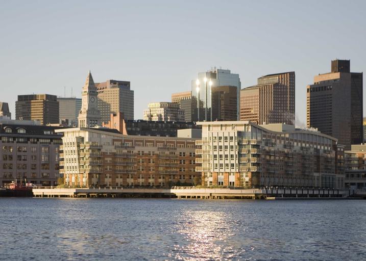 Battery Wharf Hotel, Boston Waterfront, Suffolk