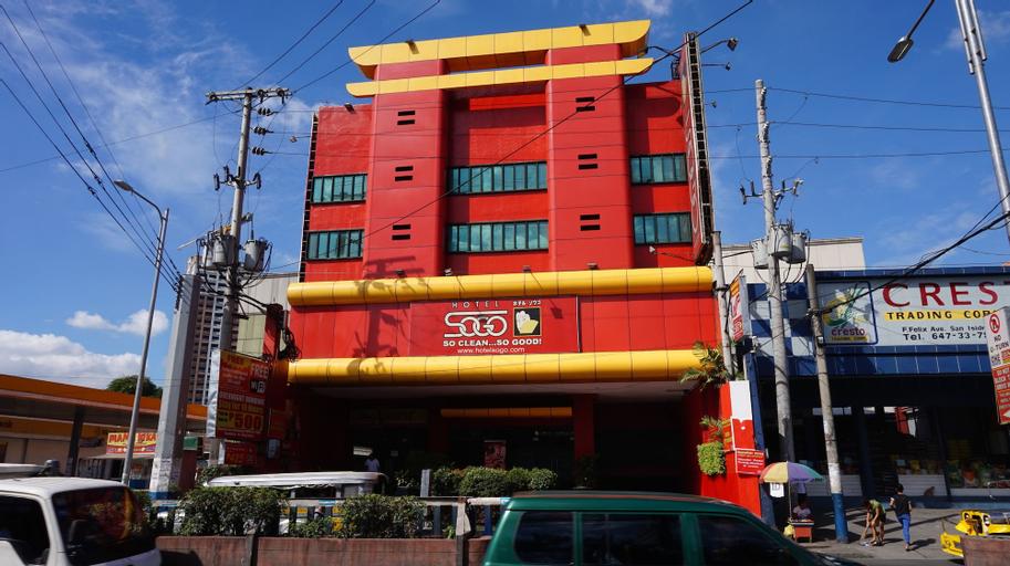 Hotel Sogo Cainta, Pasig City