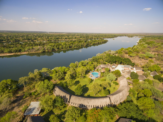 Azambezi River Lodge, Hwange