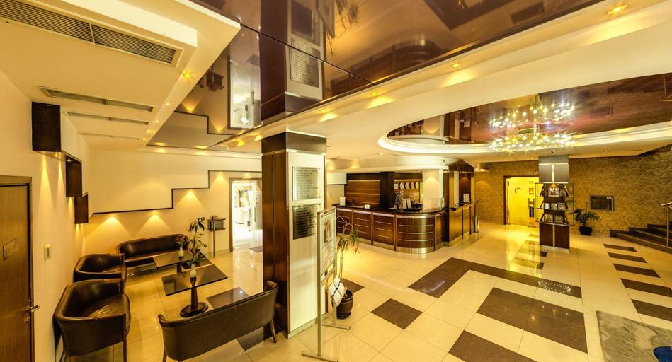 Forum Hotel, Stolichna