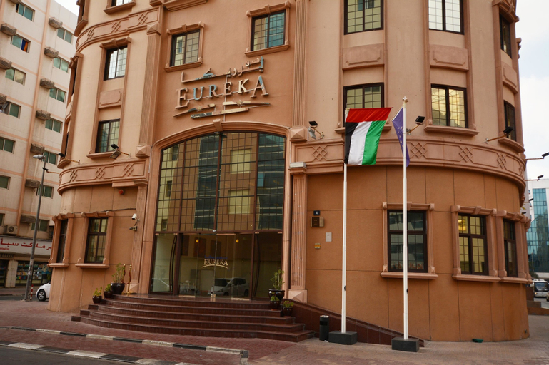 Eureka Hotel,
