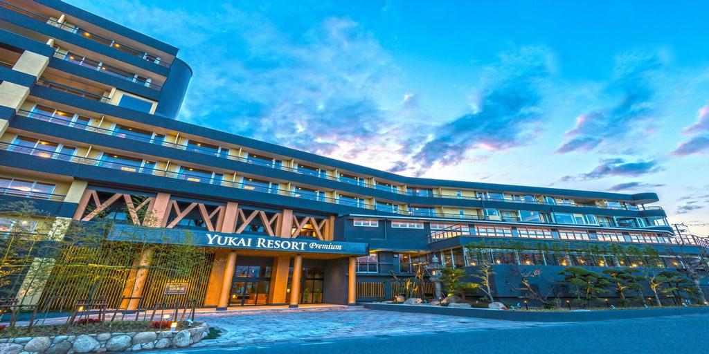 Yukai Resort Premium, Shirahama