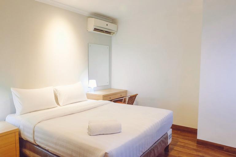 2 Bedroom Senayan Apartment by Travelio, Jakarta Barat