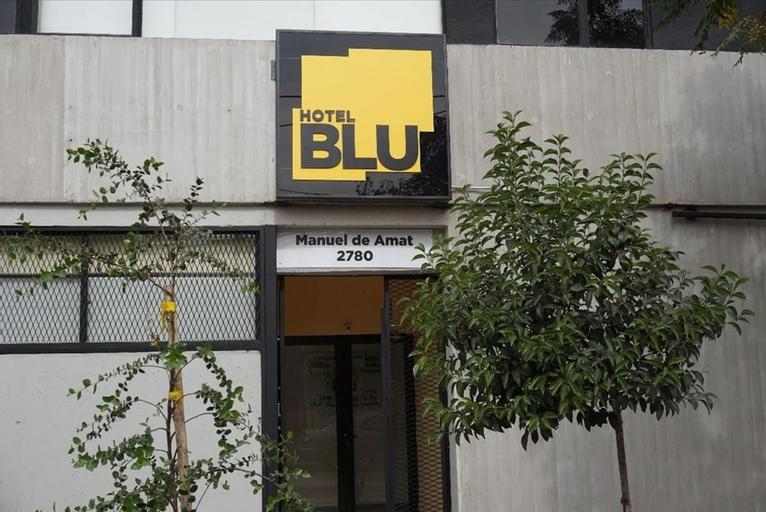 Hotel Blu, Cordillera