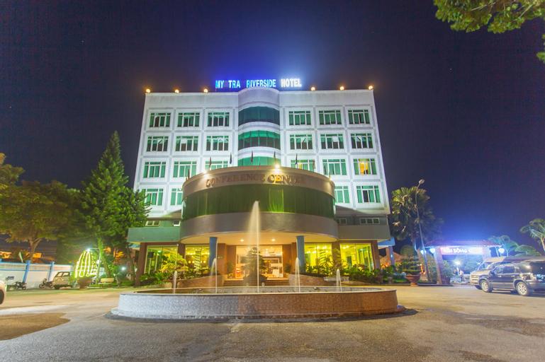 My Tra Riverside Hotel, Sơn Tịnh