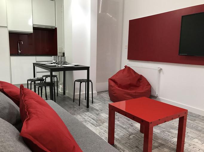 Smart-Tech Plaza Apartment, Salamanca