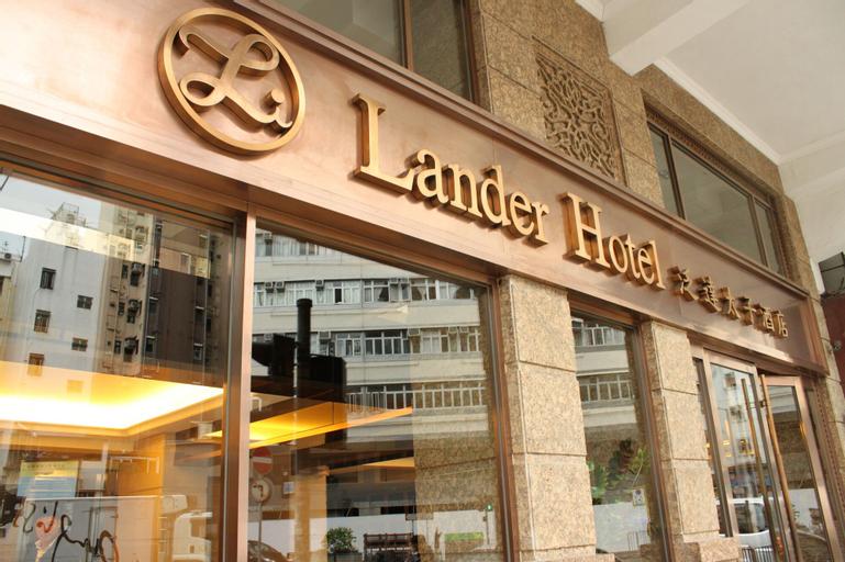 Lander Hotel Prince Edward, Sham Shui Po