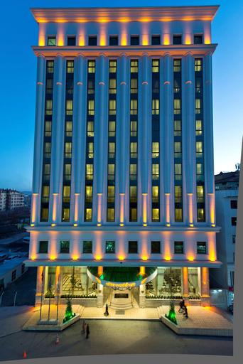 Elite World Van Hotel, Merkez