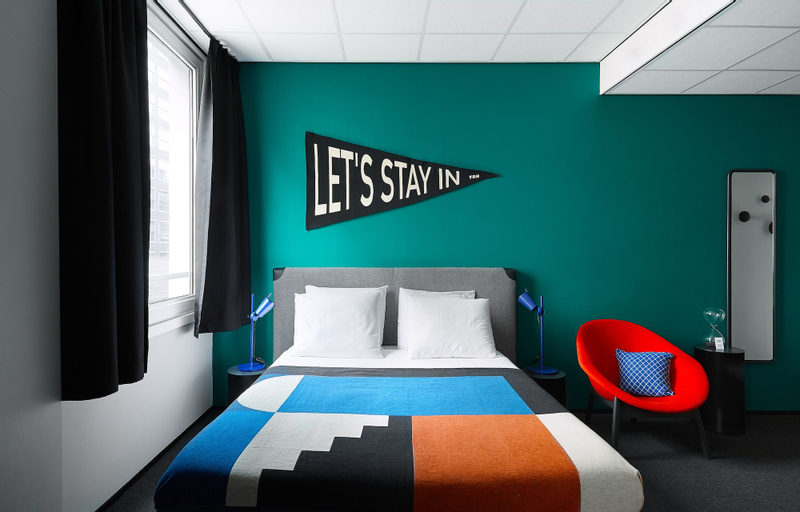 The Student Hotel Rotterdam, Rotterdam