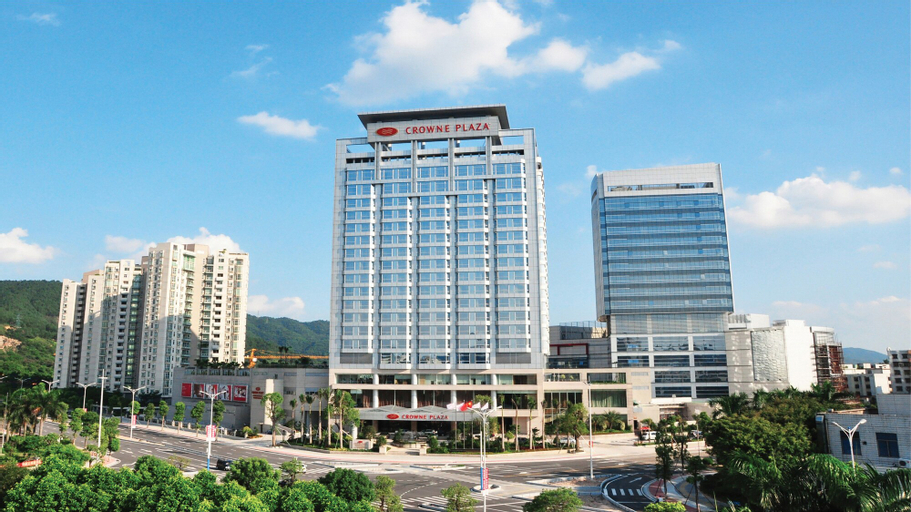 Crowne Plaza Zhongshan Wing on City, Zhongshan
