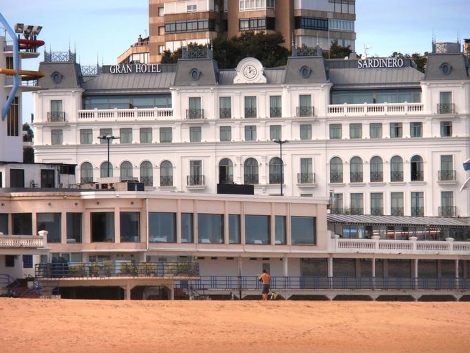 Gran Hotel Sardinero, Cantabria