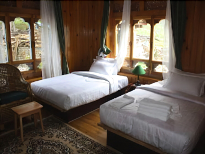 Taktsang Boutique Resort & Spa, Tsento