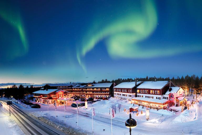 Hotel Hullu Poro, Lapland