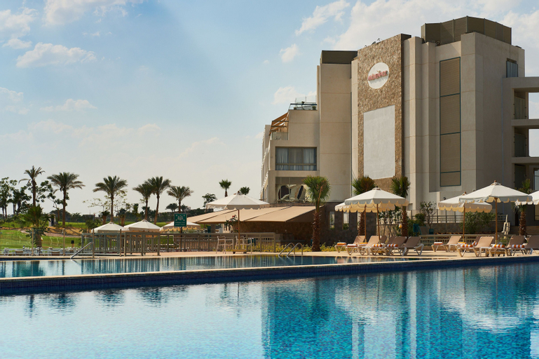 Mövenpick Resort & Golf Einbay, 'Ataqah