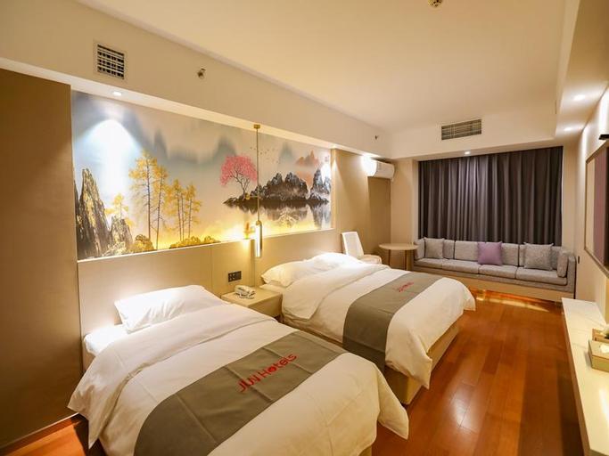 Jun Hotel Liaoning Anshan Railway Station Wanxianghui, Anshan