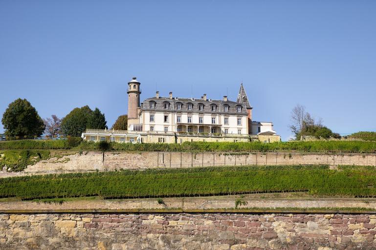 Château d'Isenbourg, Haut-Rhin