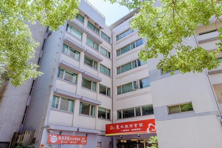Taipei Teacher's Hostel, Taipei City