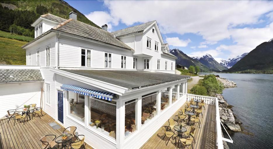 Fjærland Fjordstove Hotell, Balestrand