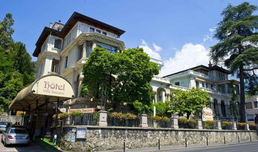 Villa Toscane, Pays-d'Enhaut