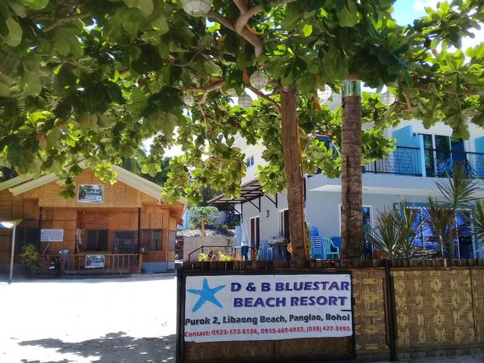 D&B Bluestar Beach Resort, Panglao