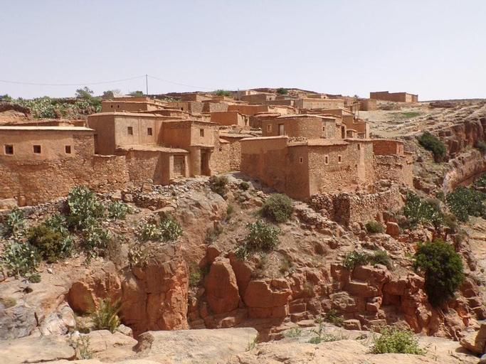 Auberge Adrar, Tiznit