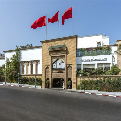 Hotel La Tour Hassan Palace, Rabat
