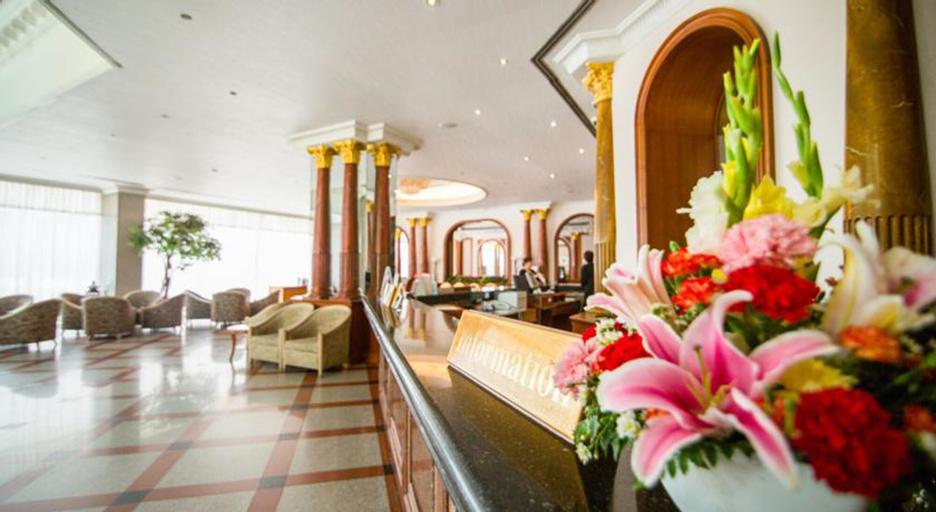 Royal Benja Hotel, Ratchathewi