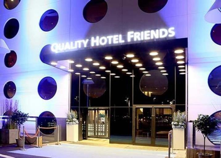 Quality Hotel Friends, Solna