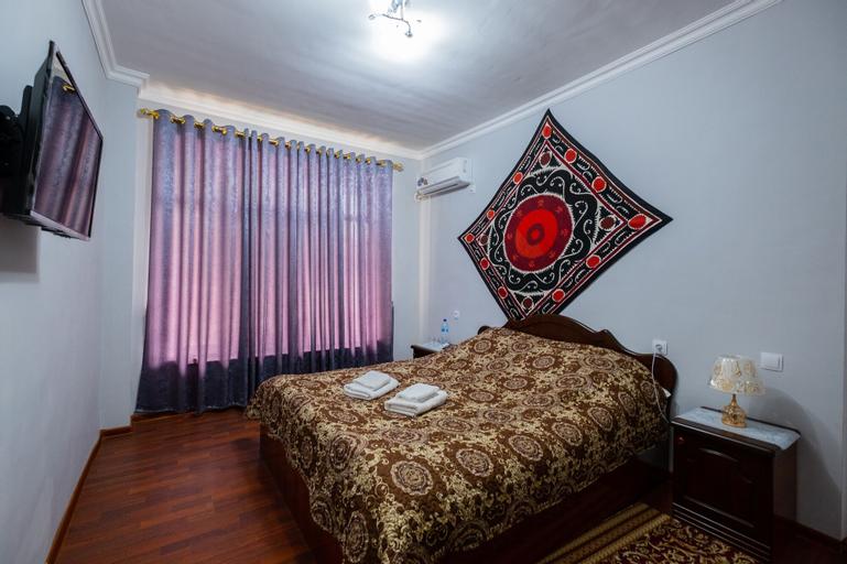 Hotel Ishonch, Oqdaryo
