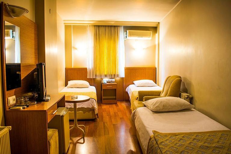 Serenti Hotel, Merkez