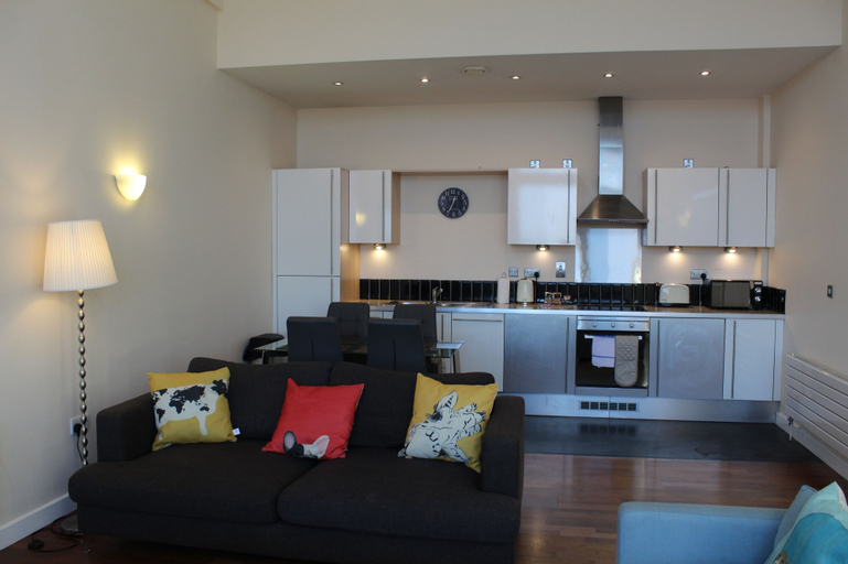 Week2Week Stunning 2 Bed City Centre Apartment, Newcastle upon Tyne