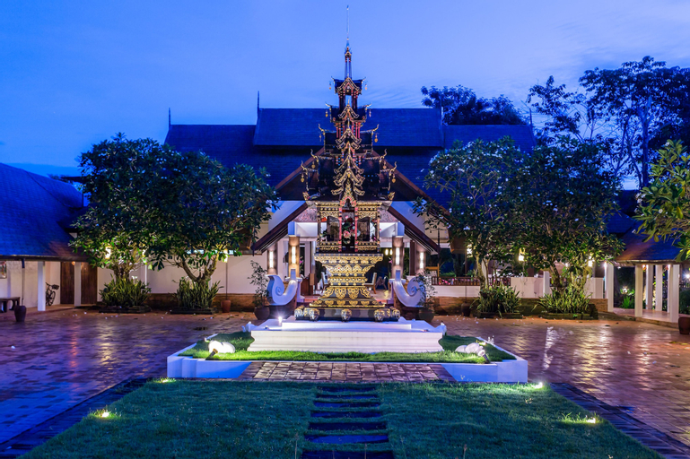 The Legend Chiang Rai Boutique River Resort and Spa, Muang Chiang Rai