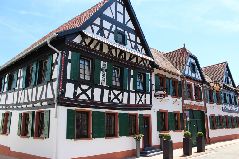 Hotel zum Rössel, Germersheim