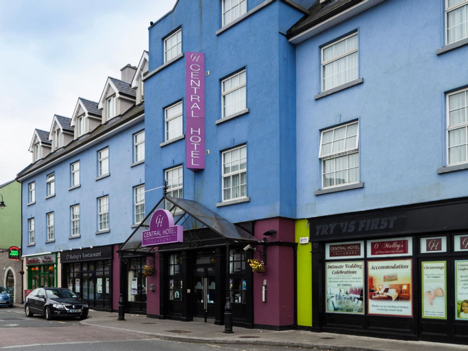 Great National Central Hotel Tullamore,
