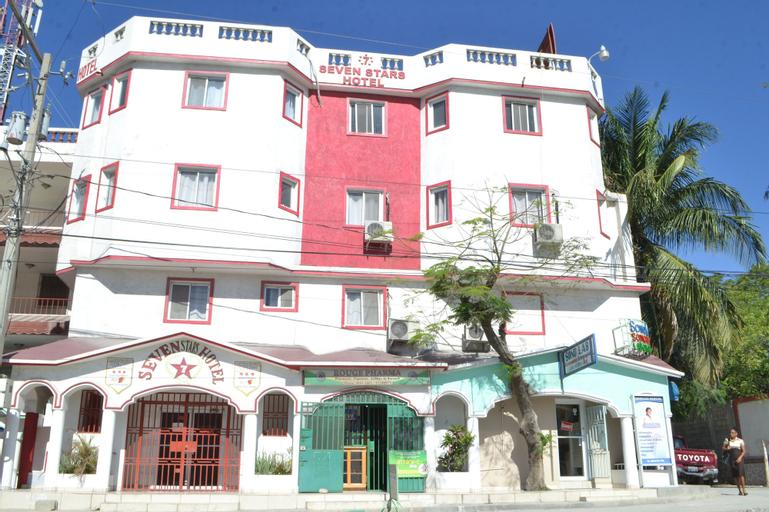 Seven Stars Hotel, Port-au-Prince