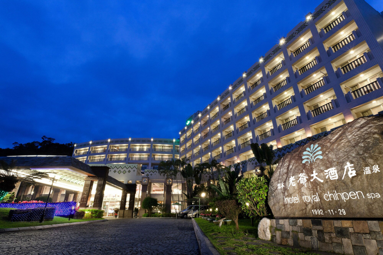 Hotel Royal Chihpen, Taitung