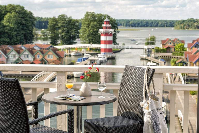 Maritim Hafenhotel Rheinsberg, Ostprignitz-Ruppin