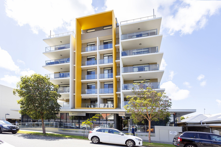 Outram St Apartment, Perth