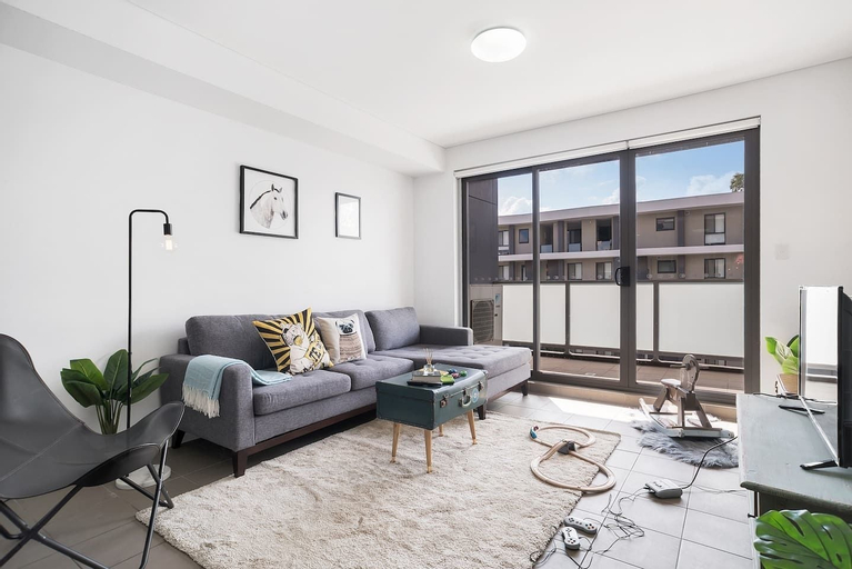 Min to Olym Park 2bed Cosy APT Free Parking Nho075, Strathfield