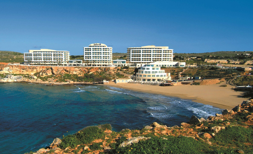 Radisson Blu Resort & Spa, Malta Golden Sands,