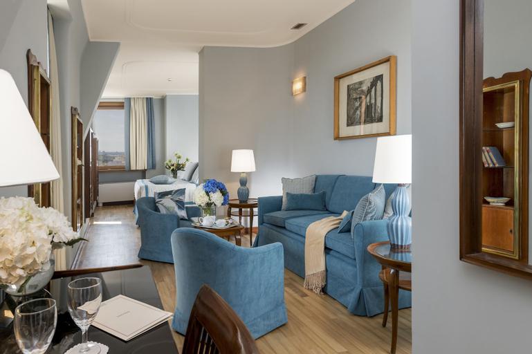 Bettoja Hotel Mediterraneo, Roma