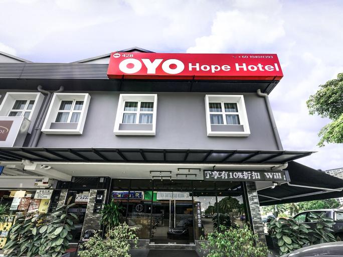 OYO 428 Hope Hotel, Johor Bahru
