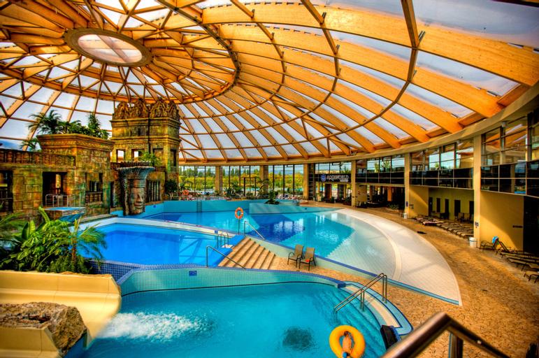 Aquaworld Resort Budapest, Budapesti