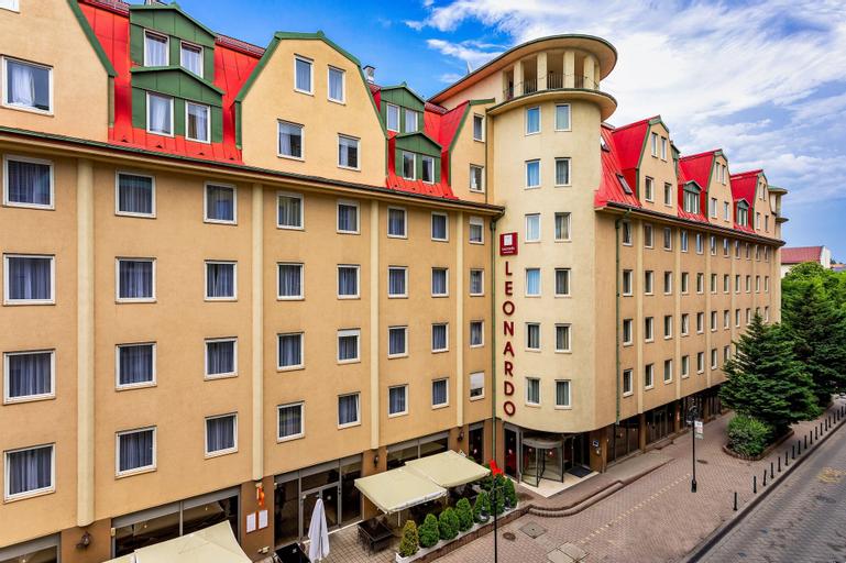 Leonardo Hotel Budapest, Budapesti