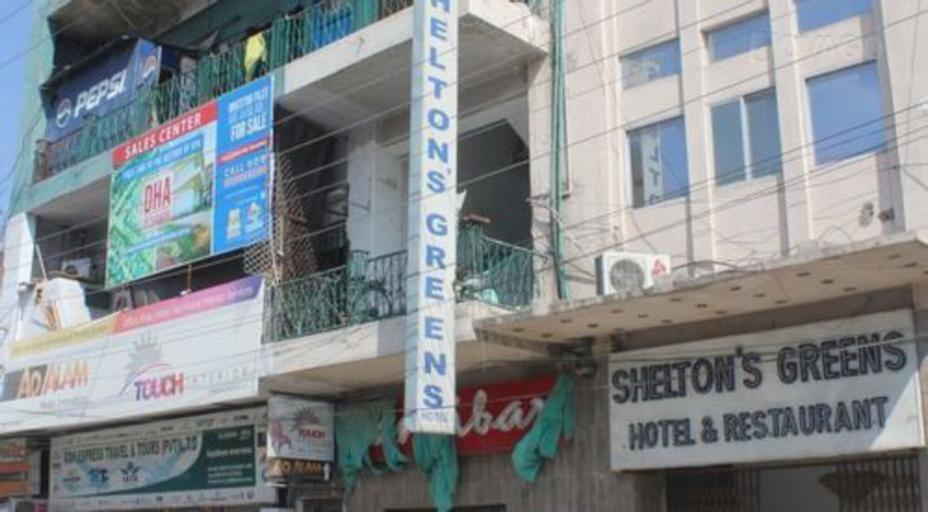 Shelton Green's Hotel, Peshawar