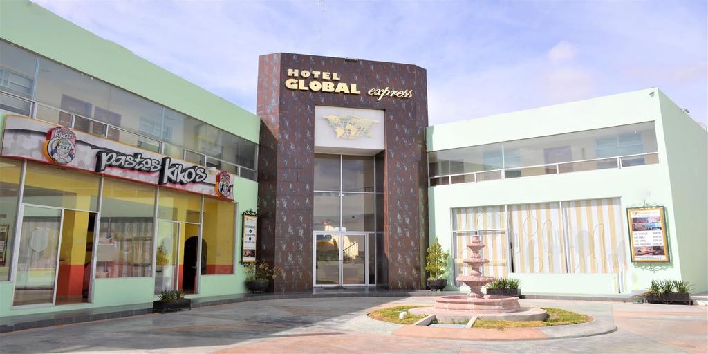 Global Express Pachuca, Ajacuba